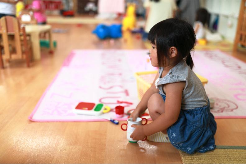 子ども・保護者・地域・スタッフ・保育に関わる全ての人で考え、つくり、実践